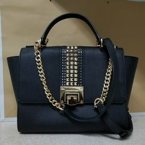 Michael kors Tina  medium satchel